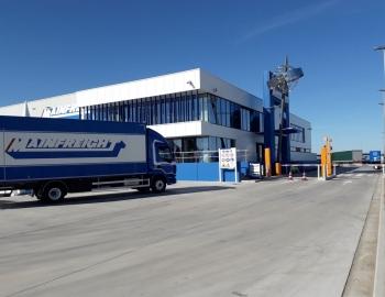 Toegangscontrole logistieke site Gent