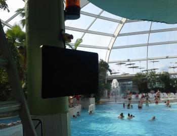 Camerabewaking recreatiepark