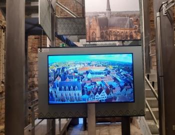 Camerabewaking Historisch Monument