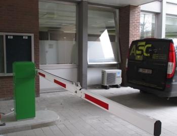 Parking  Klanten Roeselare